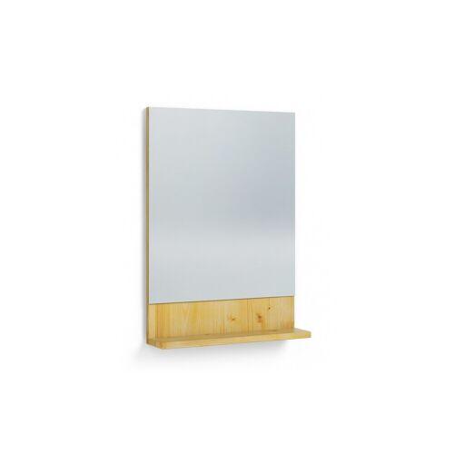 Spiegel Vado aus Kiefer