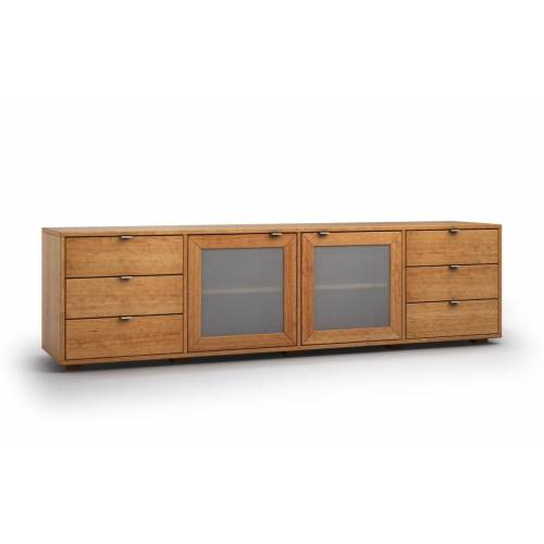 Audena DE Sideboard Lineo aus Kirschbaum