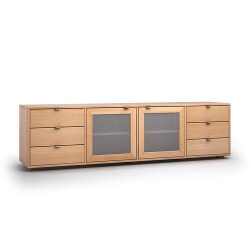 Sideboard Lineo aus Buche