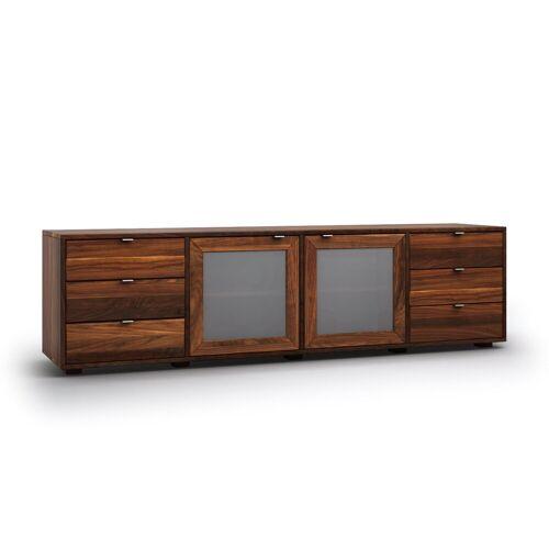 Sideboard Lineo aus Nussbaum