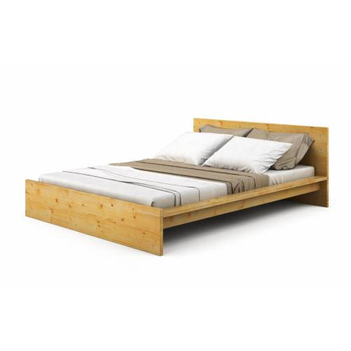 Bett Latus aus Kiefer