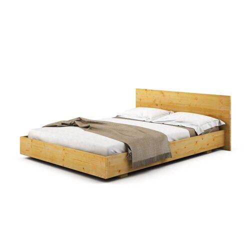 Bett Solida aus Kiefer