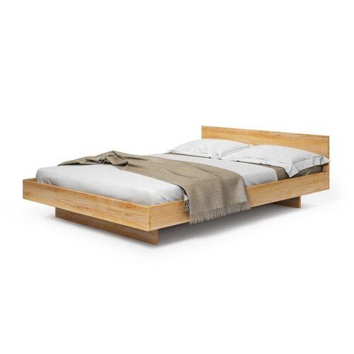 Bett Terni aus Buche rustikal