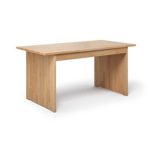 Schreibtisch Fero aus Buche rustikal
