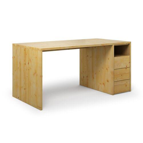 Schreibtisch Labora aus Kiefer