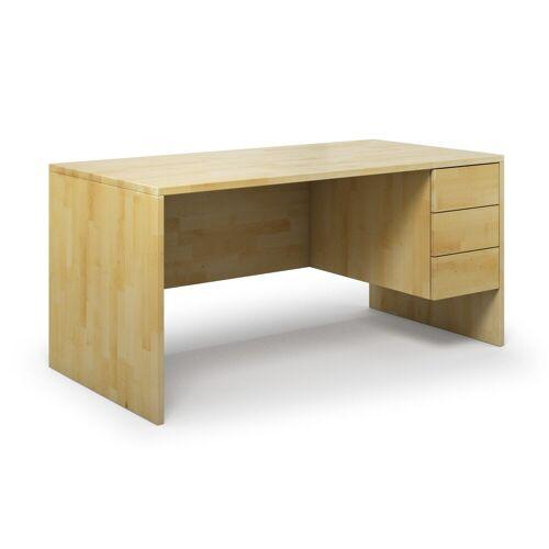 Schreibtisch Opus aus Birke