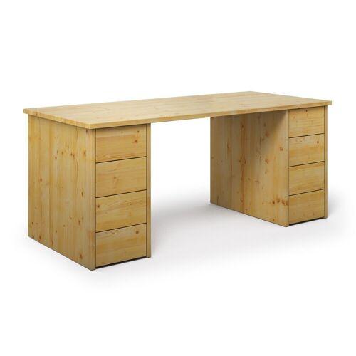 Schreibtisch Scriba aus Kiefer