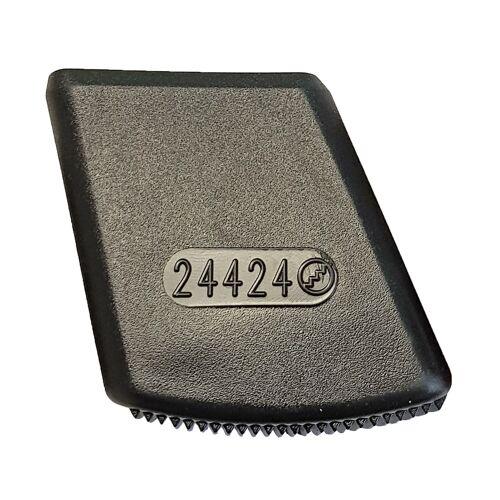 Zarges Außenschuh für Stufenleitern 42x25mm