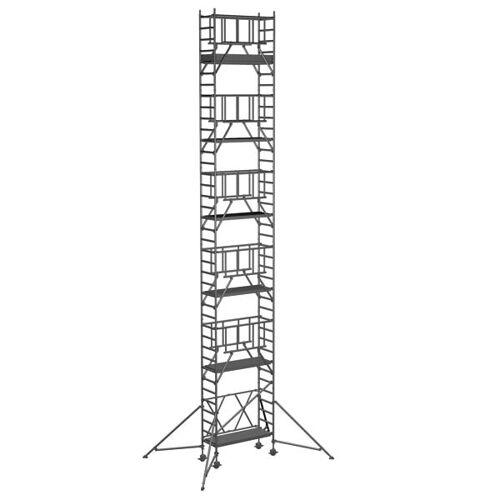 Zarges Klappgerüst S-PLUS 2T doppelte Plattformbreite 12,40m AH