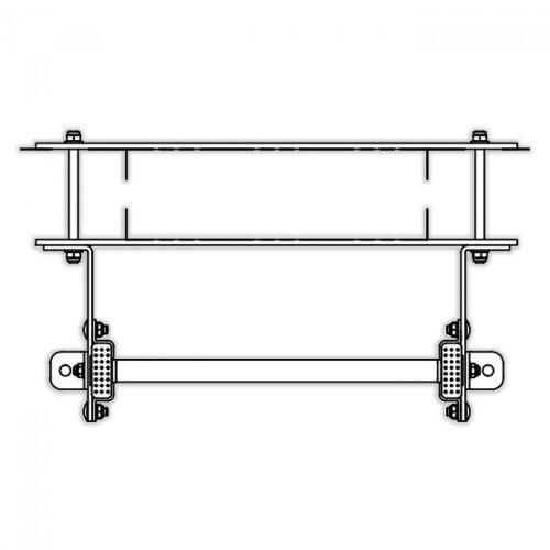 Hailo Professional Hailo Versteifungslaschen für Blechfassaden passend zu Typ ST (Stahl)