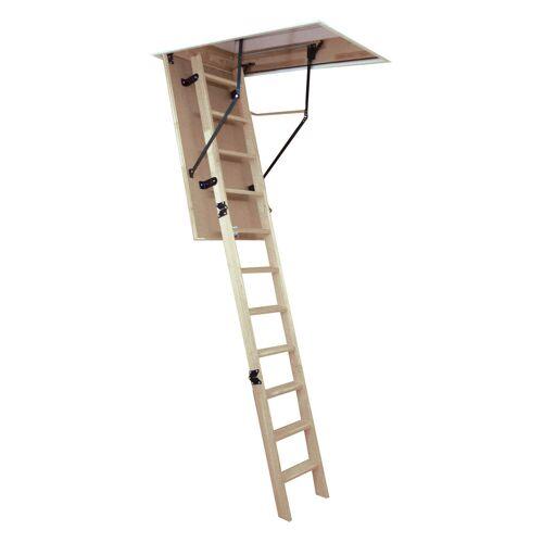 Altrex Woodytrex-Budget 3-teilige Bodenteppe einklappbar 120x60cm