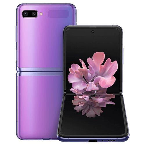 Samsung Galaxy Z Flip SM-F700F/DS 8GB 256GB - Spiegel Lila