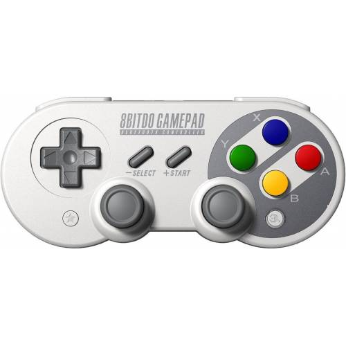 8 Bitdo 8Bitdo SF30 Pro Gamepad Controller Analoge VibrationWindows MacOS Android Nintendo Schalter