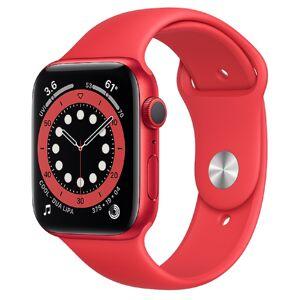 Apple Watch Series 6 GPS 44mm Aluminiumgehäuse (PRODUCT) RED SportarmBand