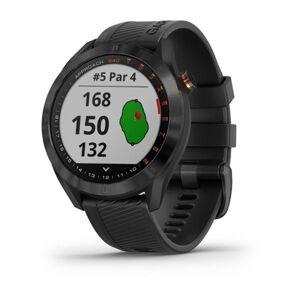 Garmin Approach S40 GPS Golf Smartwatch (010-02140-51) - Schwarz (Internationales Modell / Englisch)