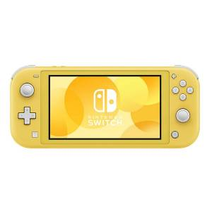 Nintendo Switch Lite - Gelb