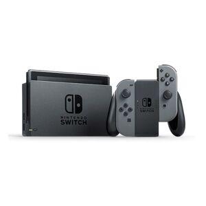 Nintendo Switch 2019 mit Grau Joy‑Con (HAD-S-KAAAA)