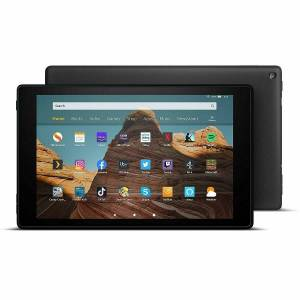 Amazon Fire HD 10 2019 2GB Ram 32GB Rom 10.1 1080P Tablet - Schwarz