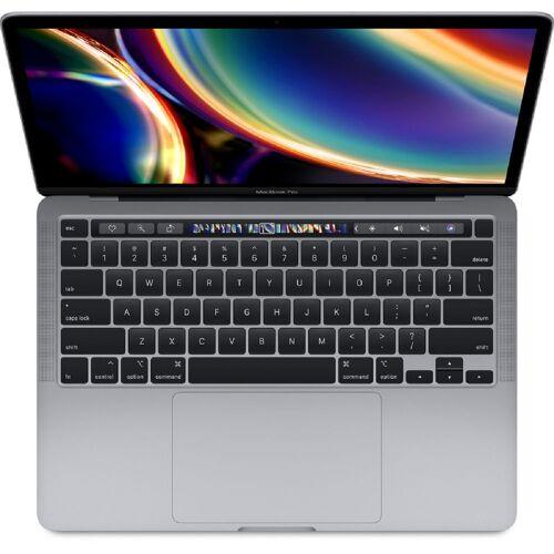 Apple 13.3 MacBook Pro 2020 8th i5 8GB Ram 256GB SSD (QWERTY Tastatur) - Grau