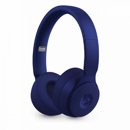 Beats Solo Pro Wireless Noise Cancelling Kopfhörer - Dunkelblau