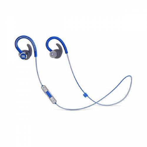 JBL Reflect Contour 2 Kabelloser In-Ear Sport-Kopfhörer - Blau