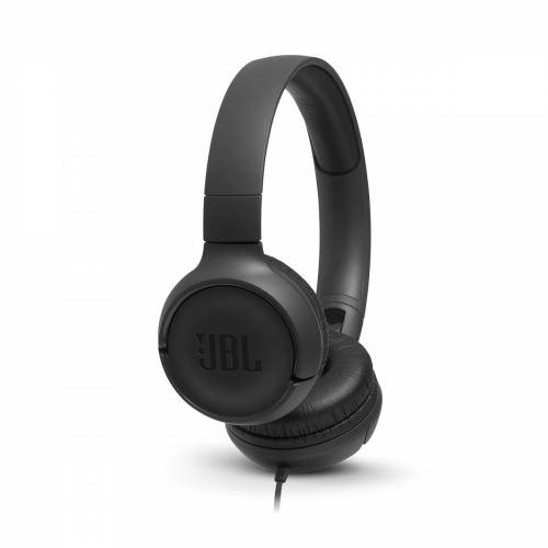 JBL TUNE 500 Kabelgebundener On-Ear-Kopfhörer - Schwarz