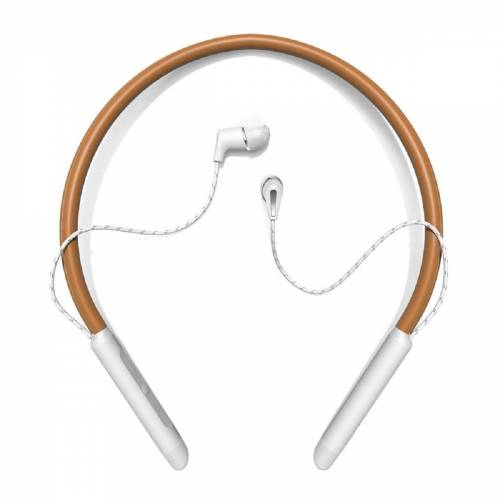 Klipsch T5 Nackenbügel-Kopfhörer - Braun