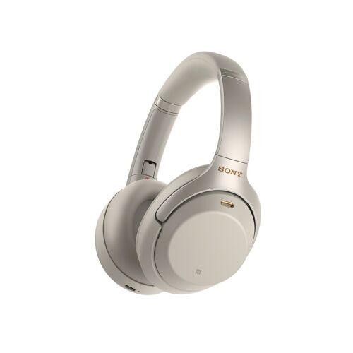Sony WH-1000XM3 Wireless Noise Cancelling Kopfhörer - Silber