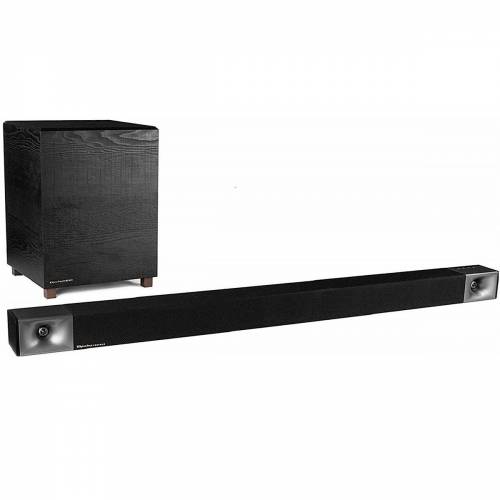 Klipsch Bar 48 Sound Bar Lautsprecher mit Wireless Subwoofer