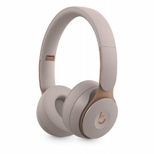 Beats Solo Pro Wireless Noise Cancelling Kopfhörer - Grau