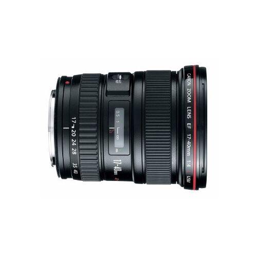 Canon EF 17-40mm f/4L USM Objektiv