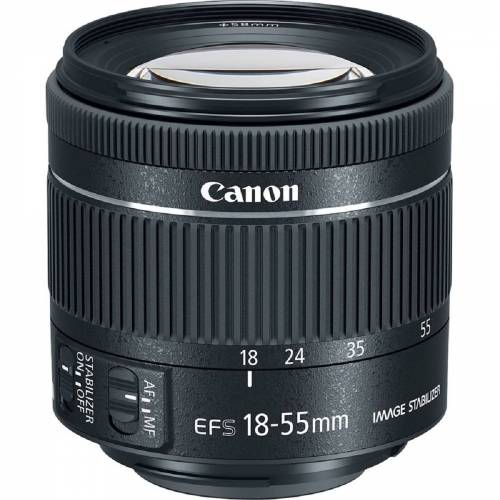 Canon EF-S 18-55 F4-5.6 IS STM Objektiv