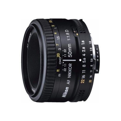 Nikon AF 50mm f/1.8D Objektiv