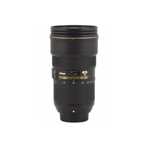 Nikon AF-S NIKKOR 24-70 mm f/2.8E ED VR Standard Zoom Objektiv