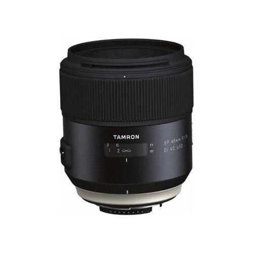 Tamron SP45mm F/1.8 Di VC USD Objektiv - Nikon