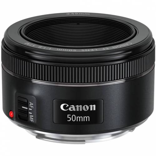 Canon EF 50mm f/1.8 STM Objektiv