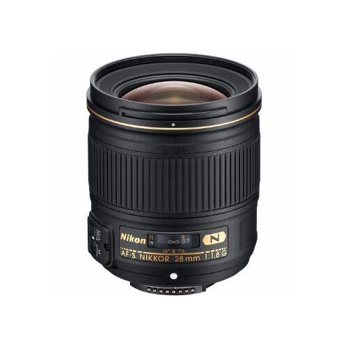 Nikon AF-S NIKKOR 28mm f/1.8G Objektiv