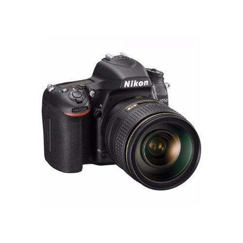 Nikon D750 Kit mit Nikon AF-S 24-120mm/4.0 G ED VR