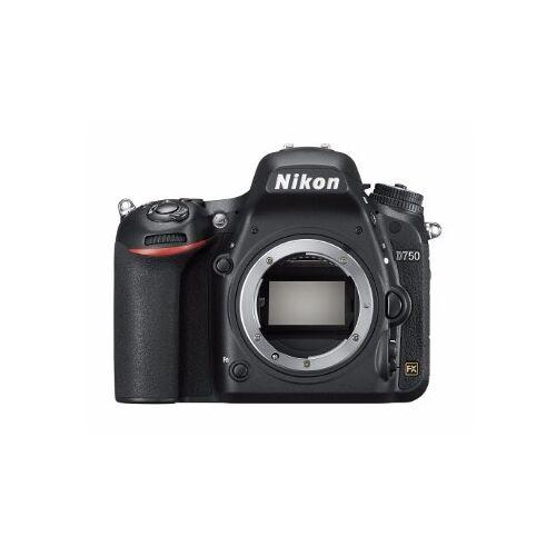 Nikon D750 SLR-Digitalkamera Gehäuse