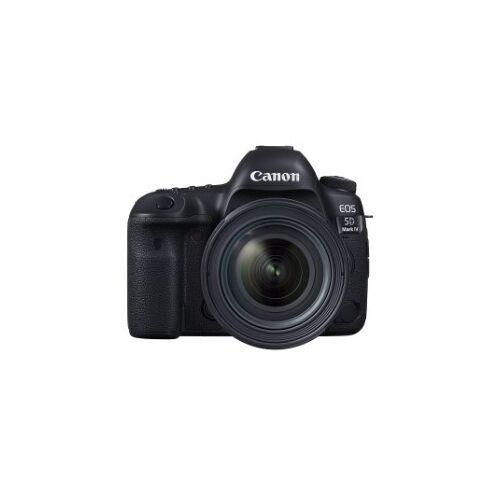 Canon EOS 5D Mark IV mit 24-70mm f/4L IS USM Objektiv