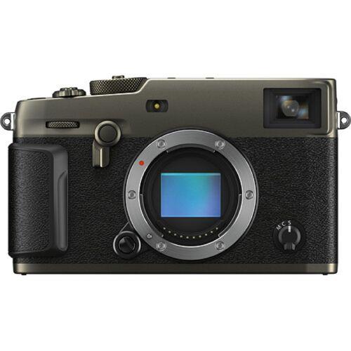 Fujifilm X-Pro III Kamera Gehäuse - Dura Schwarz