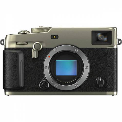 Fujifilm X-Pro III Kamera Gehäuse - Dura Silber