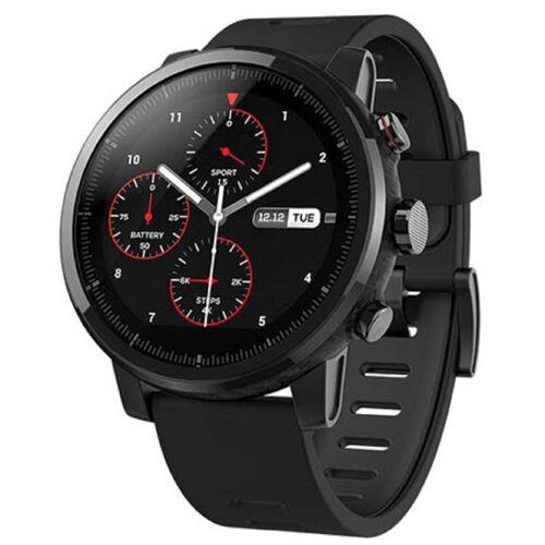 Xiaomi Huami Amazfit Herzfrequenz Smartwatch 2 - Schwarz (Eng Ver)