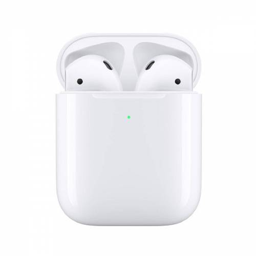 Apple AirPods 2 nd Gen mit kabellosem Ladecase