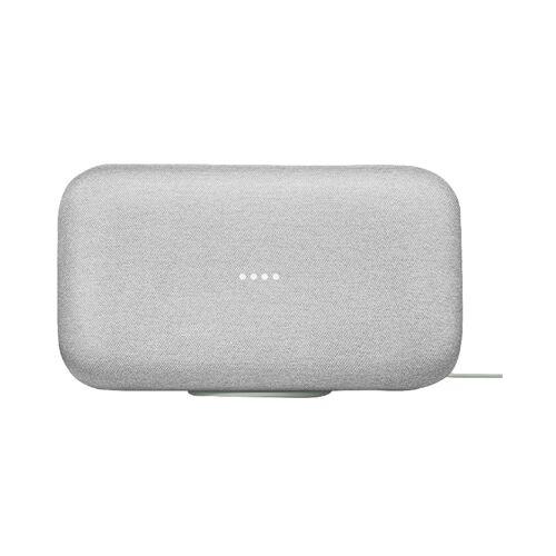 Google Home Max Lautsprecher - Chalk White / Kreide Weiß