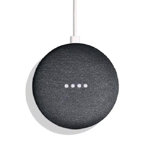 Google Home Mini Lautsprecher - Karbon