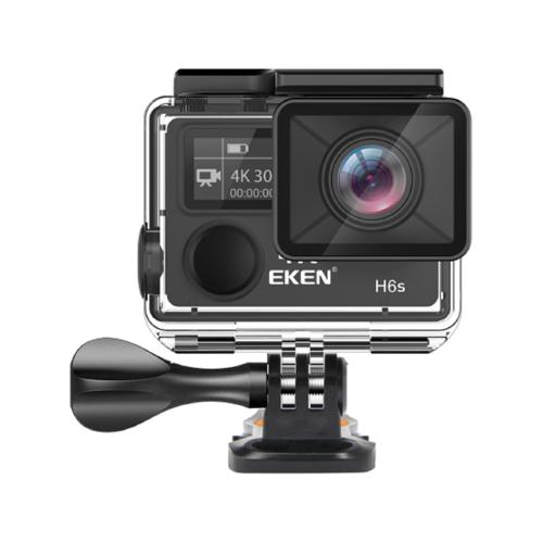 EKEN H6S Action EIS HD 4K Wasserdichte Kamera - Schwarz