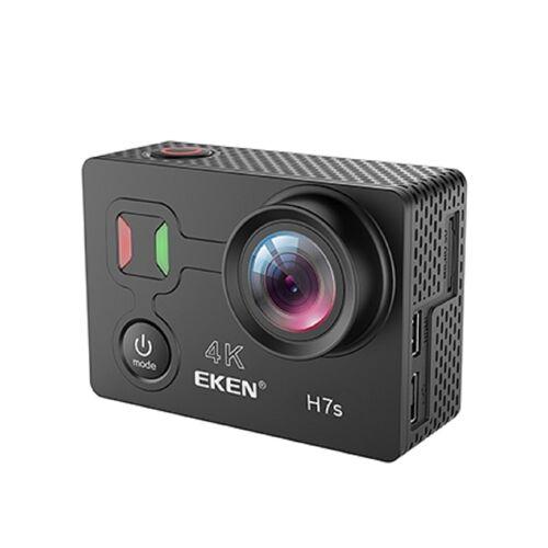 EKEN H7S Action Ultra HD 4K Wasserdichte Kamera - Schwarz