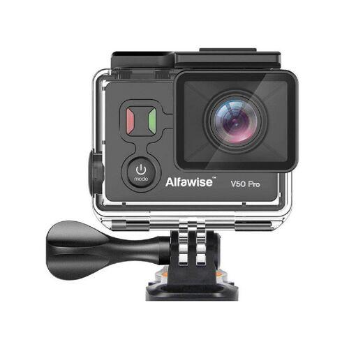 EKEN V50 Pro Action 4K Wasserdichte Kamera - Schwarz