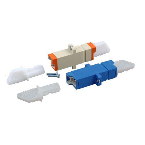 Netzwerkartikel.de Kupplung E2000? SM blau, simplex R&M